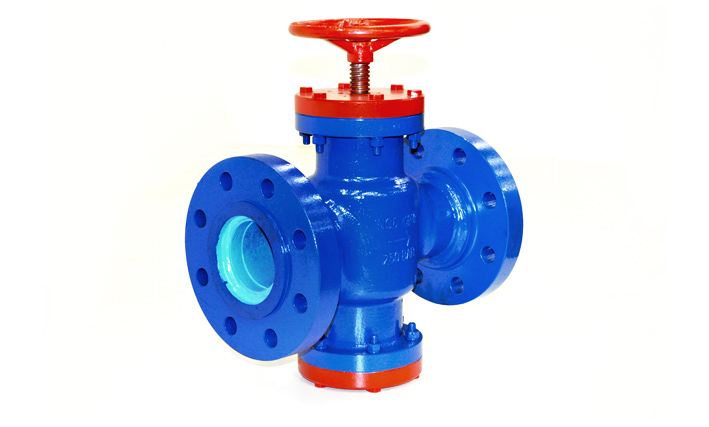 ManualIsolatingValve