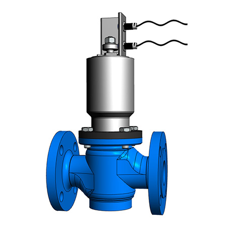 LFC 3B Water Hydraulic Actuated Isolation Valve